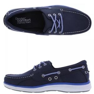 Other - Dexter Men's Benton Boat Shoe Navy